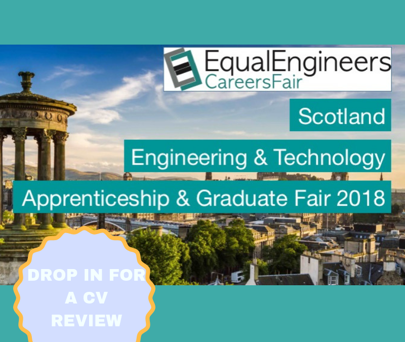 Scotland Engineering & Tech Apprenticeship & Graduate Careers Fair 2018
