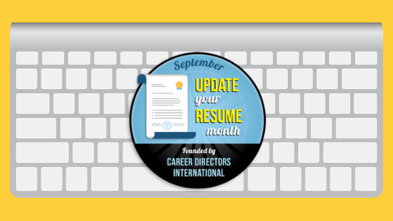5 Ways to Celebrate International Update Your Resume/CV Month
